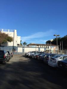 朝のRosa Park School